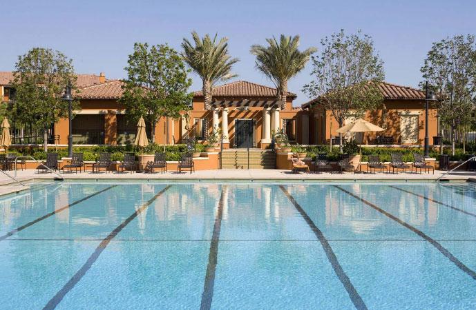 Silverado Park Pool