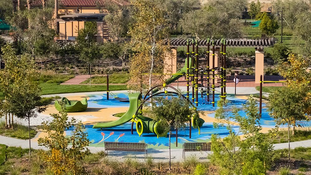 Village Park Tot Lot
