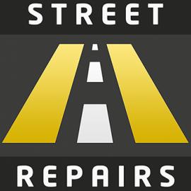 Street Repair Work