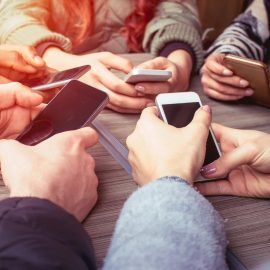 Reach the Portola Springs Management Team by Text Message