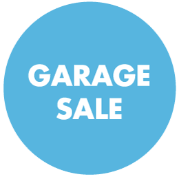 ❌ Community Garage Sale Cancelled
